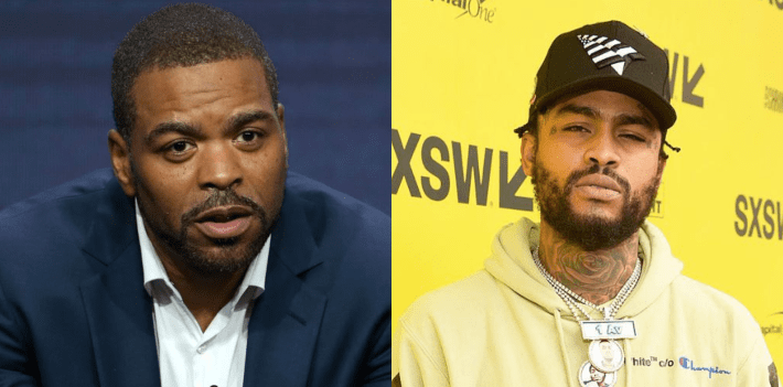 Method Man Explains Why he Chose Dave East to Play Him