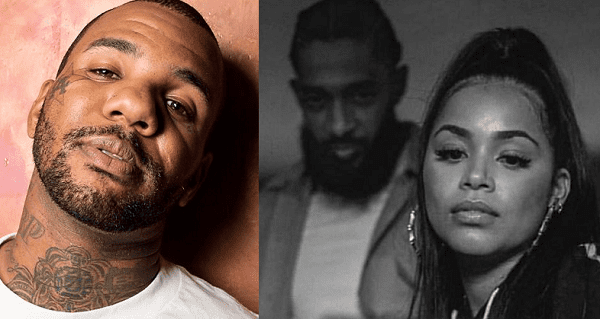 The Game Pens Poem About Lauren London, Nipsey Hussle's Love