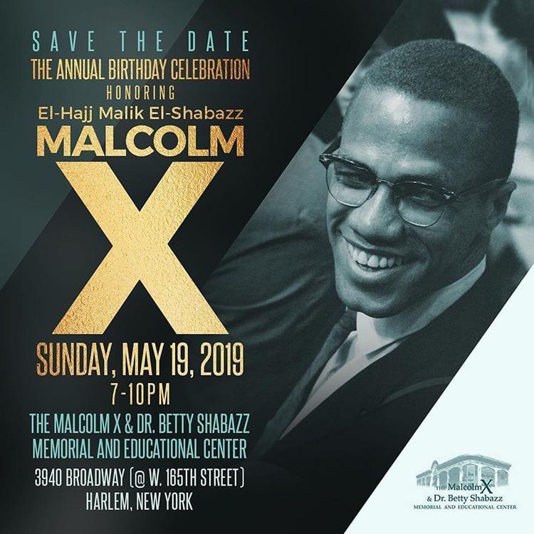 UC Malcolm X B Day