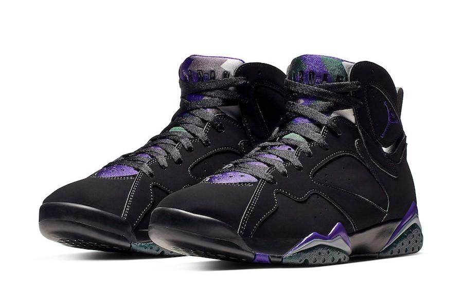 save off fd430 51ba7 Cheer Up, Bucks: The Air Jordan 7