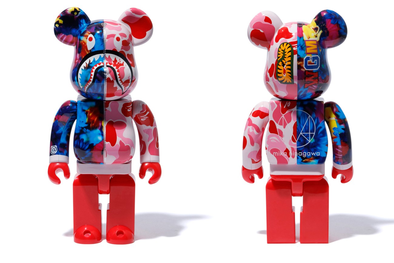 8ed47d33 ... Collection arrives at A Bathing Ape's Japan locations, online store,  the Medicom Toy Store and its webstore beginning Saturday (May 25),  followed by a ...