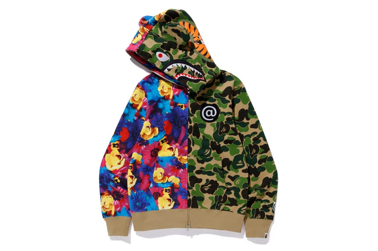 bape medicom toy m mika ninagawa capsule collection