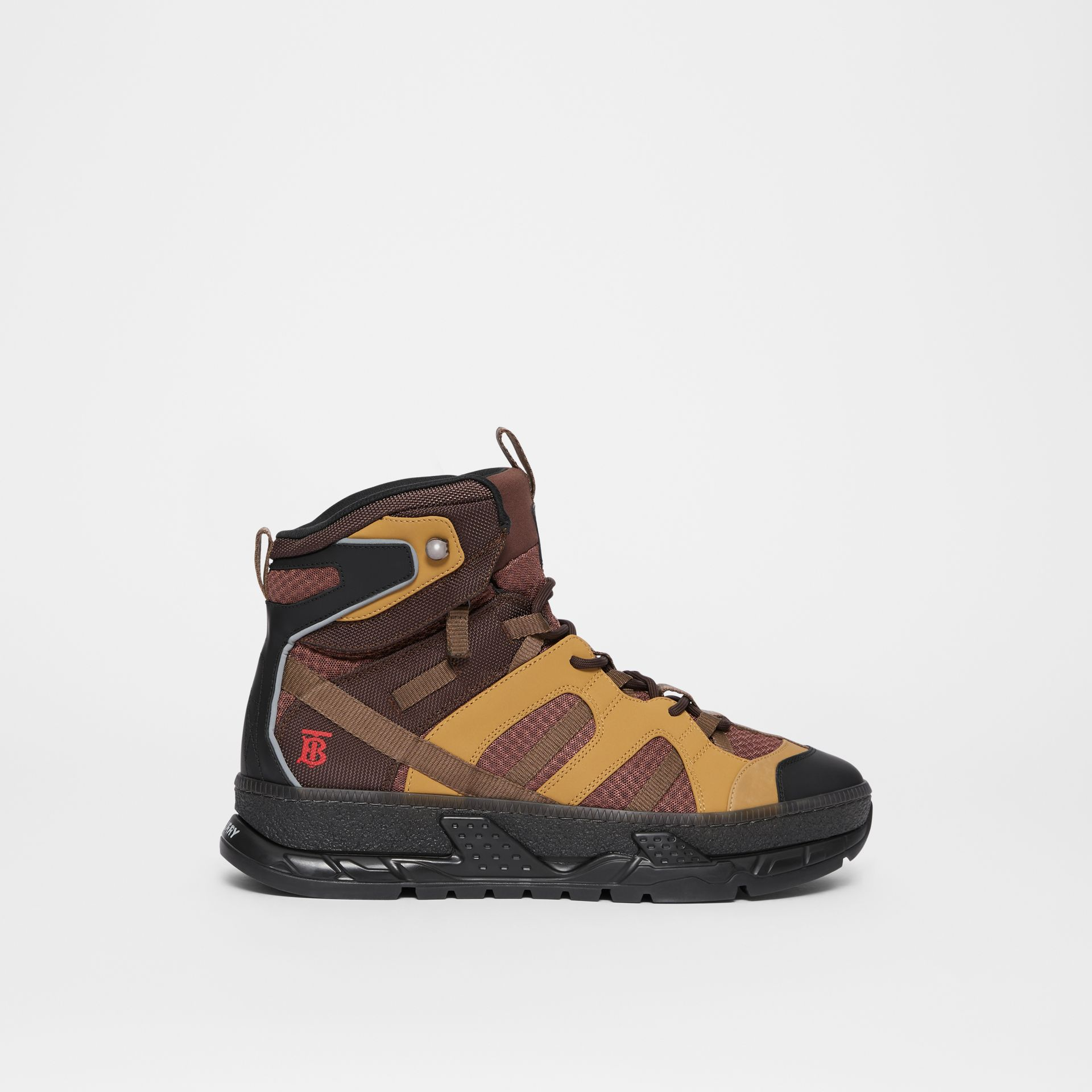 a3f451cb84 Shop Now: Burberry RS5 High-Top Sneaker – The Source | high-top sneakers