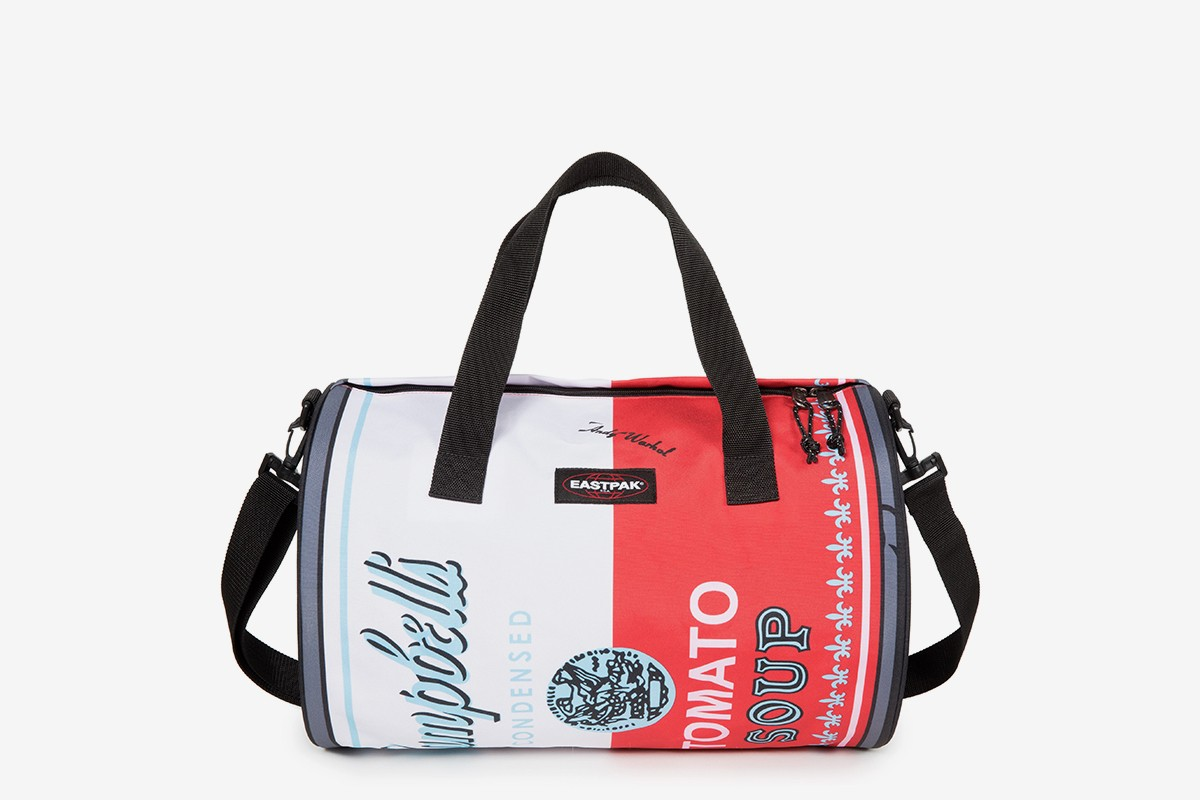 These Andy Warhol Inspired Eastpak Bags Are A Literal Work