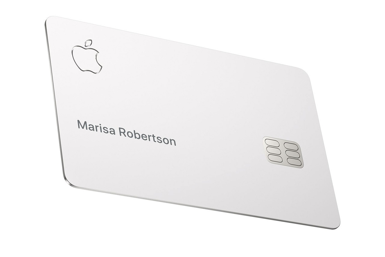 first look apple card