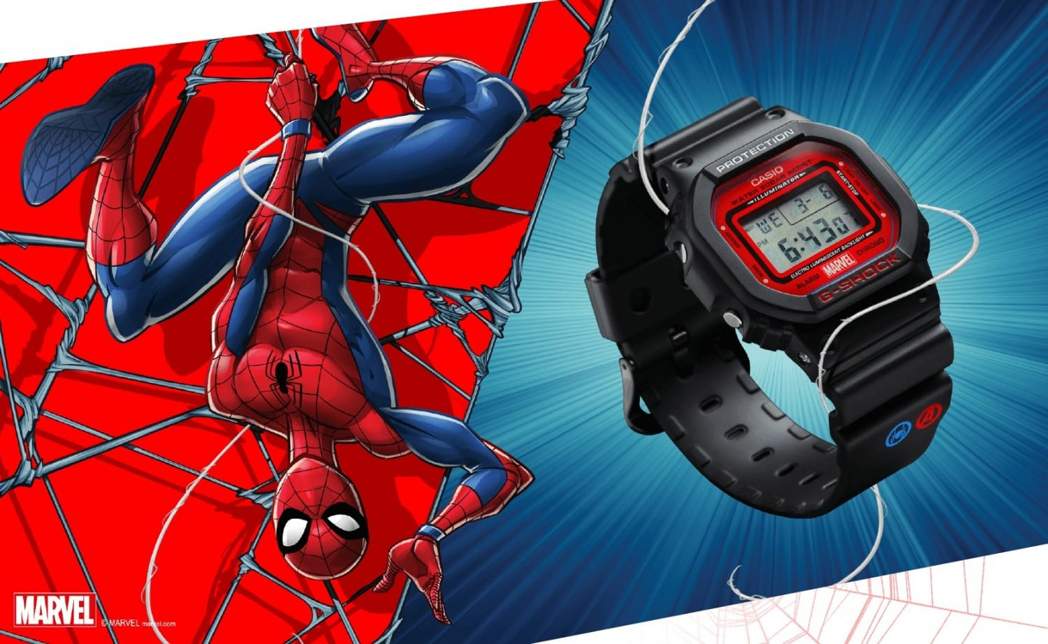 G-SHOCK x Marvel 'Avengers' Collection | The Source