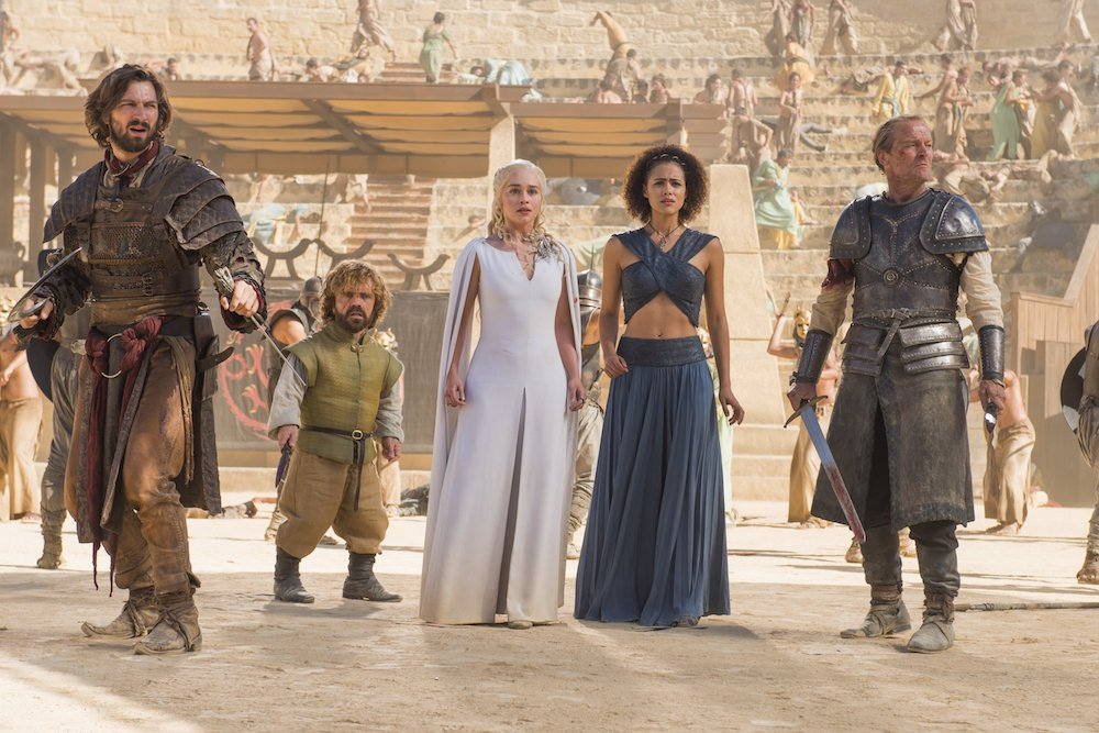 game of thrones character was posed to survive season