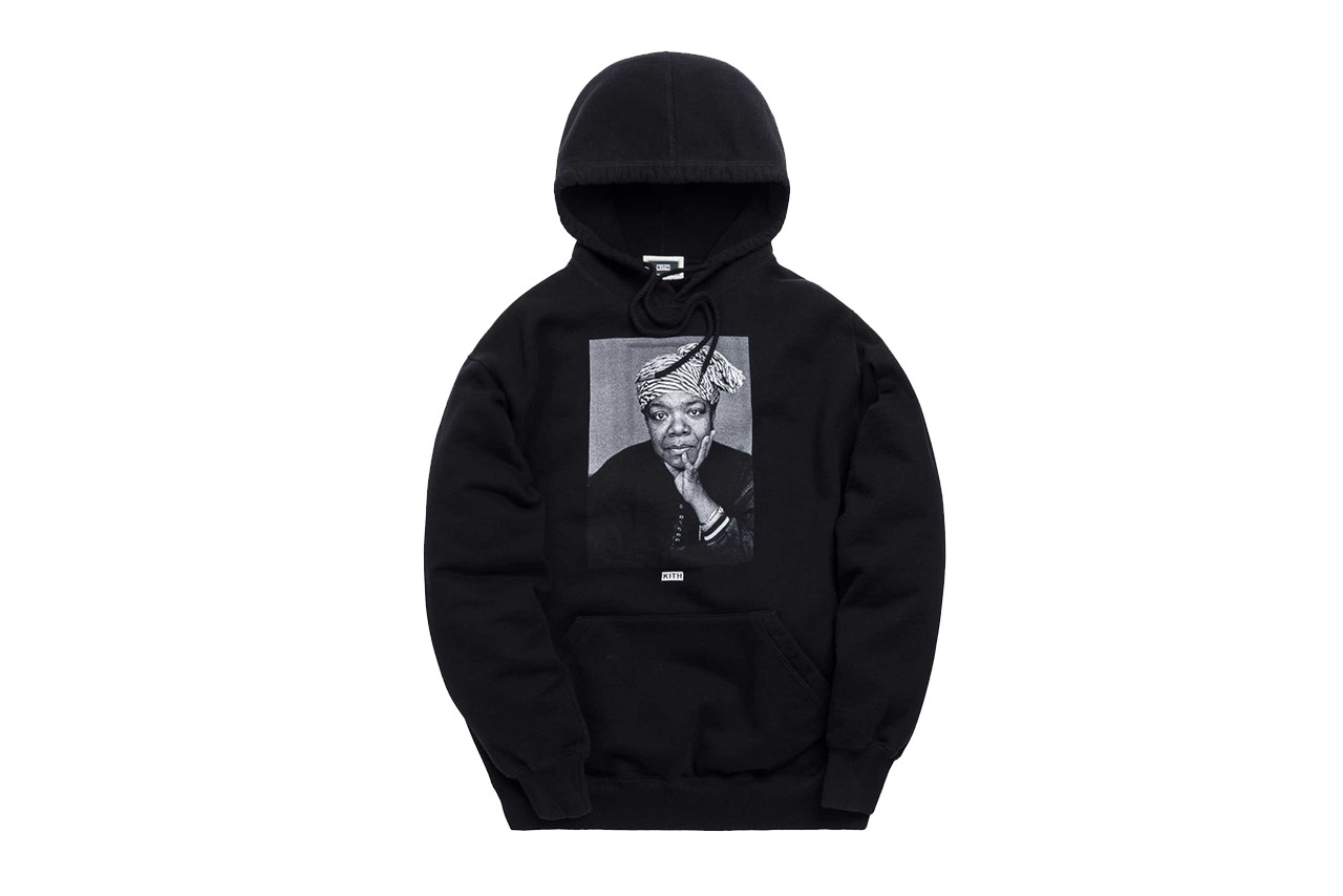 kith monday program maya angelou high school capsule collection