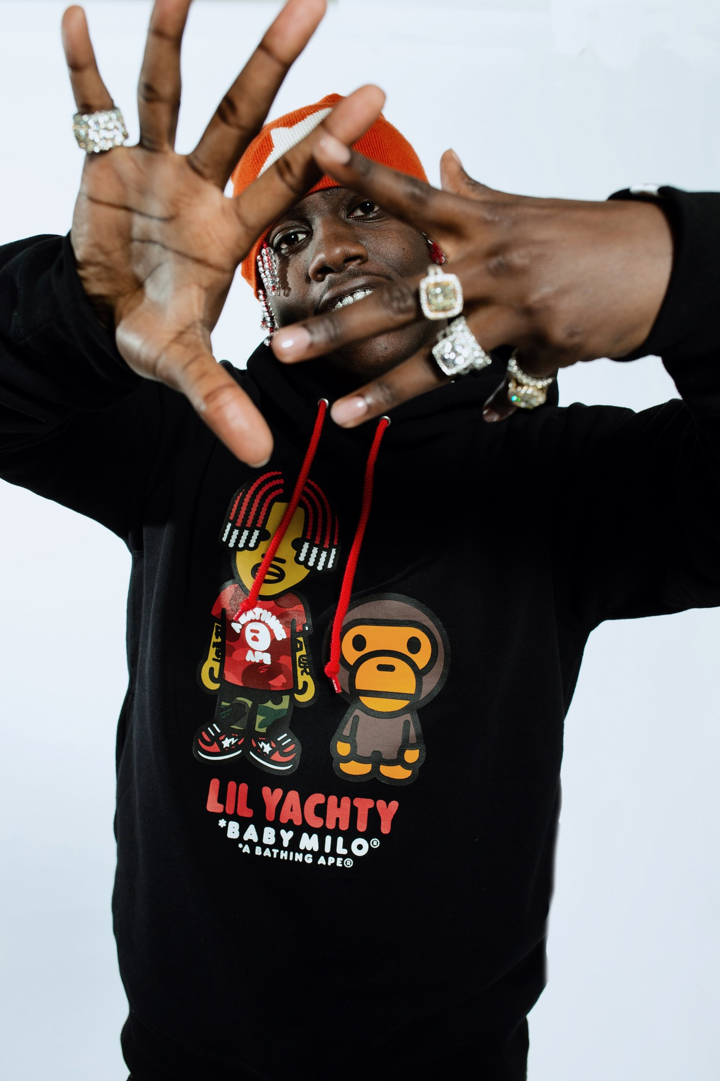39d576abc Lil Yachty Has a BAPE Capsule Collection Dropping Soon | The Source