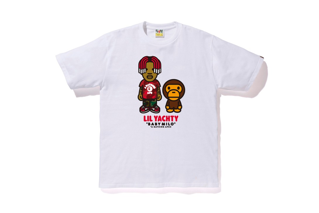 c0db8b19 ... this Thursday (May 23) at BAPE New York, followed by a wider release on  Saturday (May 25) at select A Bathing Ape retailers. See the lookbook below: