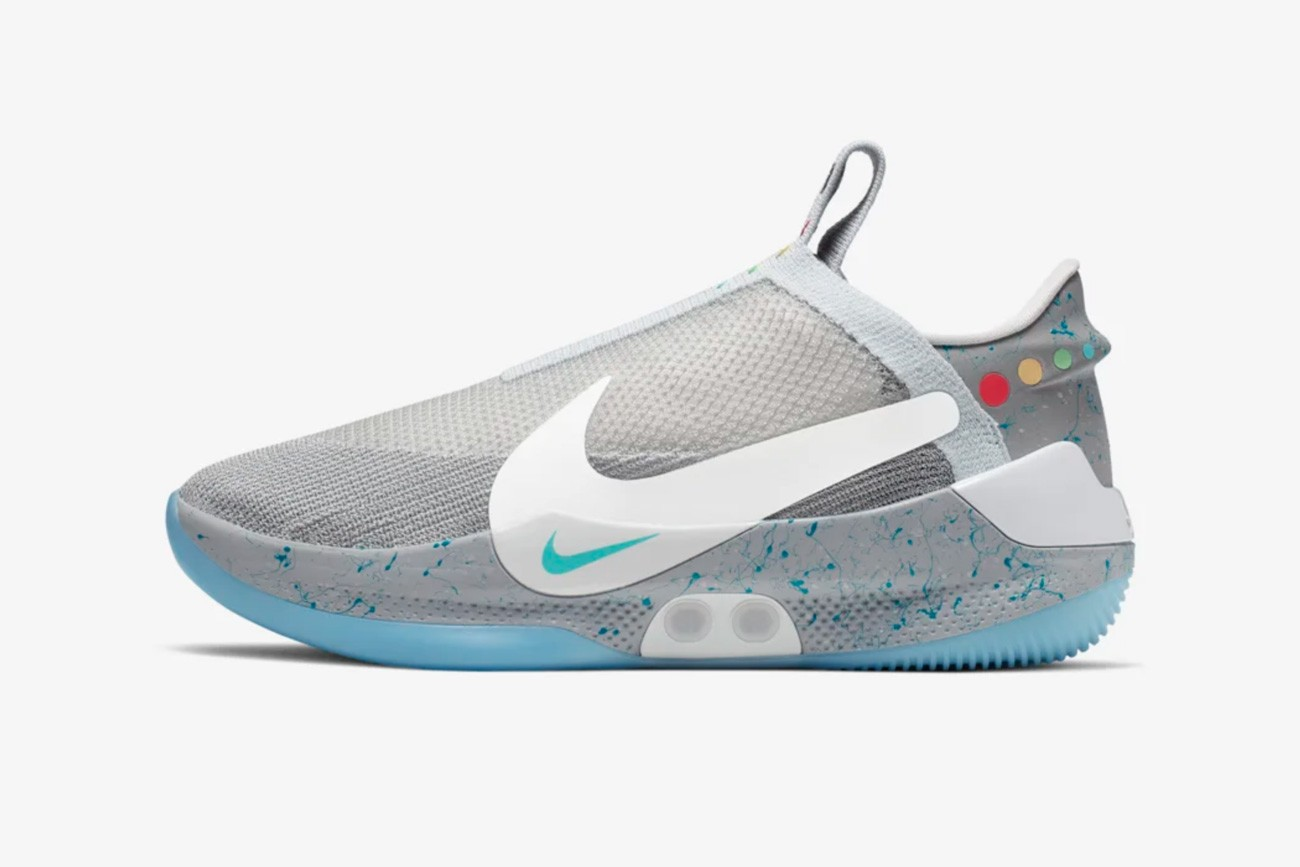 nike adapt bb air mag inspired colorway