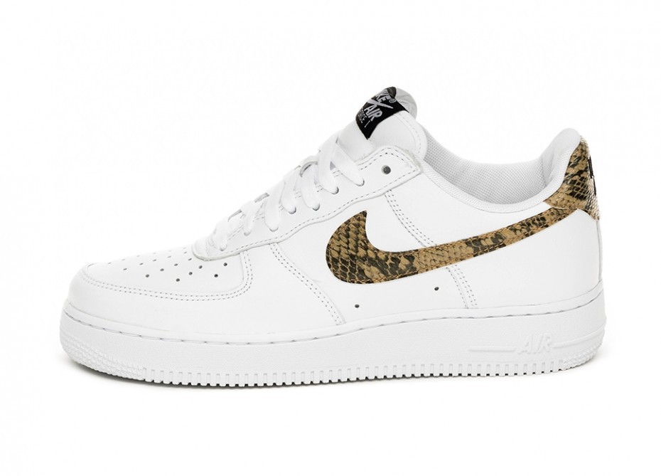 """32b4d014 One example that goes back all the way to 1996 is the """"Ivory Snake"""" Air  Force 1, which is finally making a return to shelves next week after 23  years."""