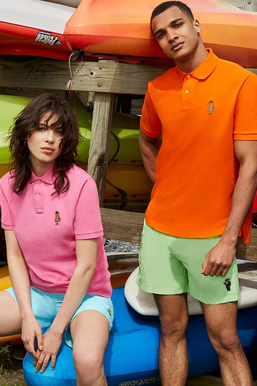 45a343b653a21 Opening Ceremony Brings Back The Martini Bear For a Polo Capsule Collection