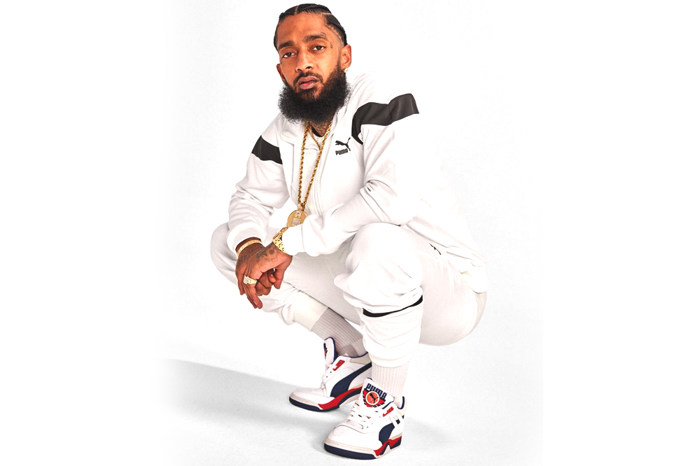 PUMA Confirms Posthumous Nipsey Hussle Collabs Are on the Way