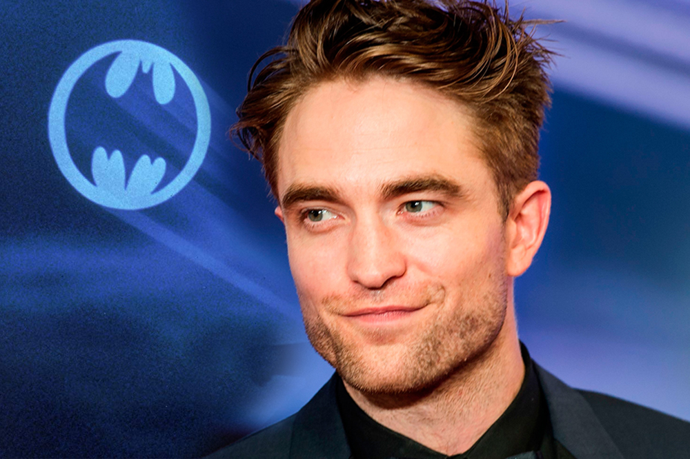 robert pattinson is the new batman