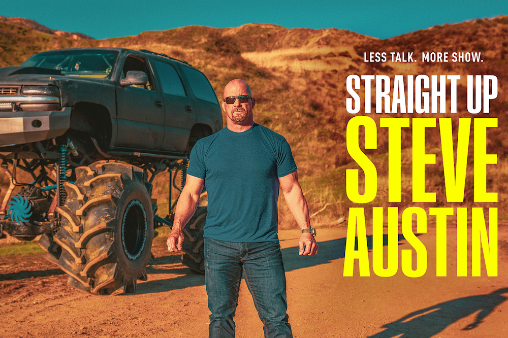 straight up steve austin talk show usa network