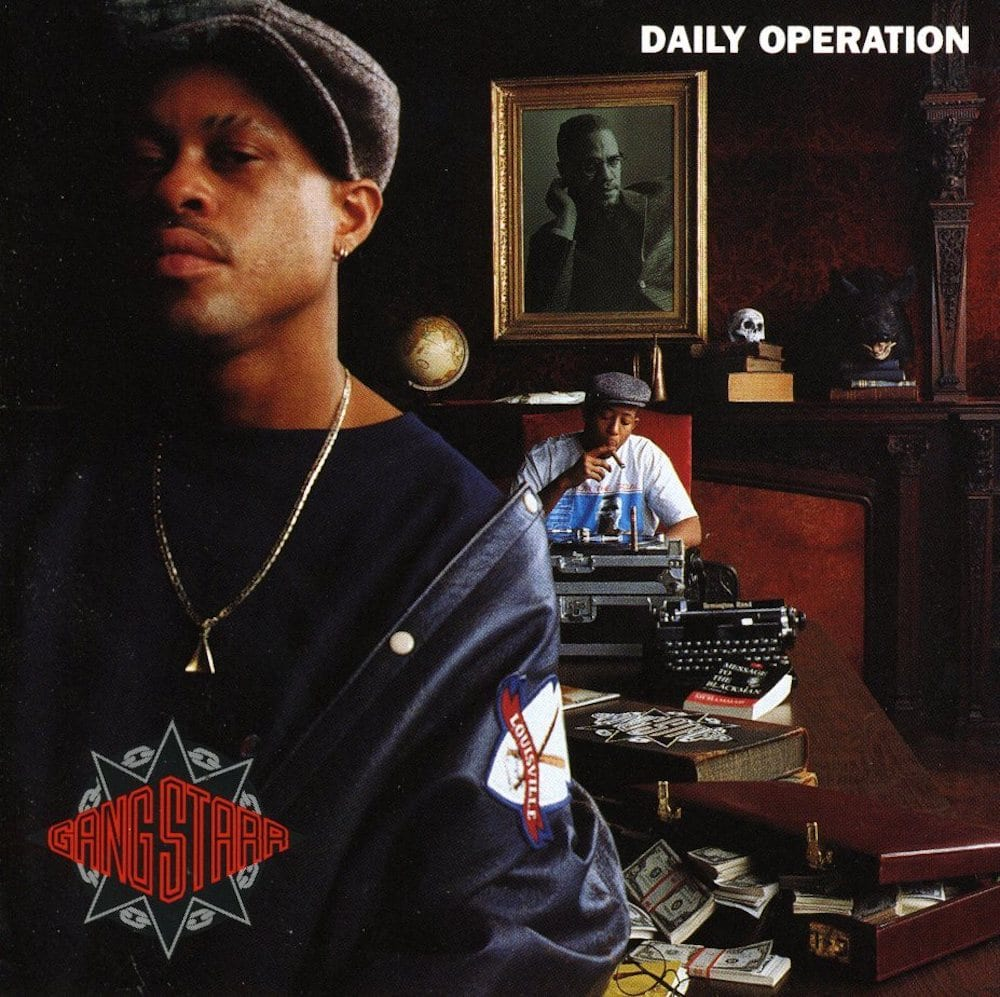 Today In Hip Hop History: Gang Starr's 'Daily Operation' Album Turns 27