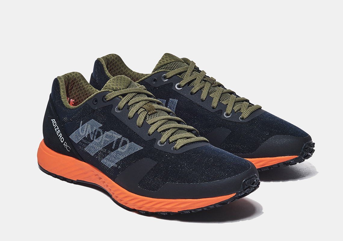 brand new 90b9a 6dc37 Check Out the UNDEFEATED x adidas 2019 Running Collection