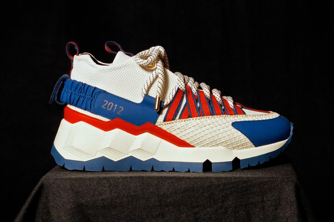 Victor Cruz Debuts Signature Shoe