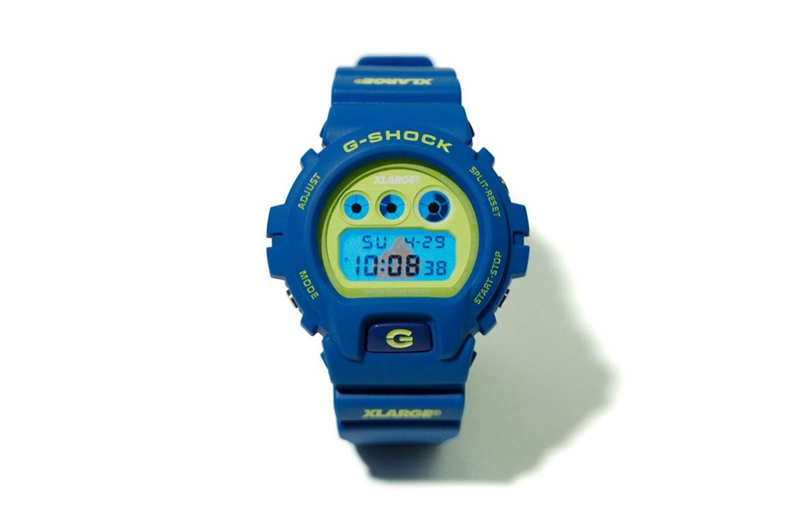 x large casio g shock dw