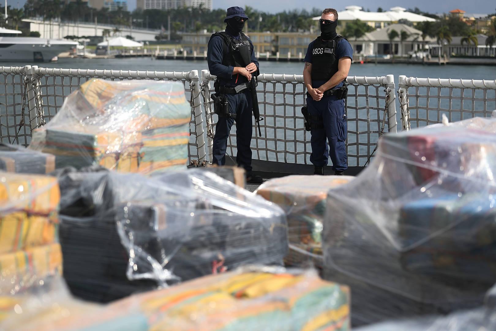 $1 Billion Worth of Cocaine Seized in Philadelphia Raid