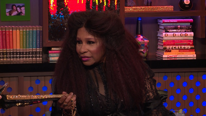 Chaka Khan Thinks Kanye West's