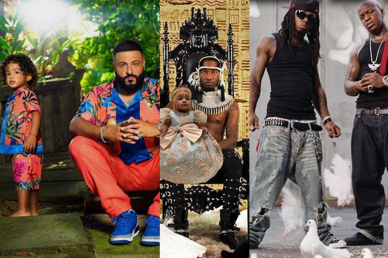 rap albums that explain what fatherhood looks like as a hip hop star