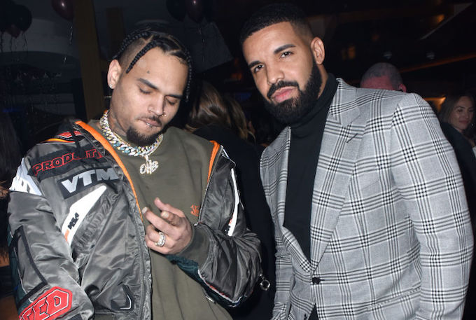 Chris Brown Teases Song of the Summer Featuring Drake