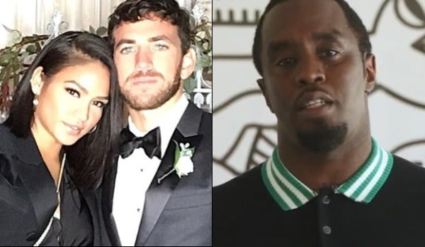 Diddy Congratulates Cassie on her Pregnancy With New Boyfriend, Alex Fine