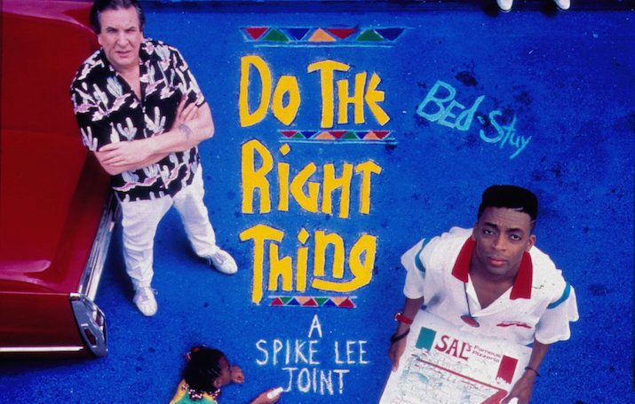 Do The Right Thing Poster To Be Displayed At African American History Museum