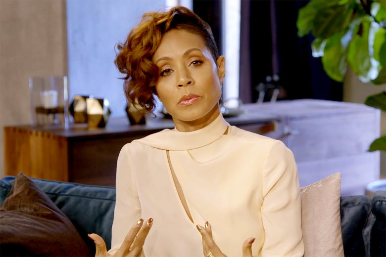 Jada Pinkett Smith Admits to Having a Threesome When She Was 'Very Very Young'