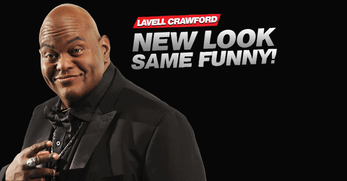 Lavell Crawford Showtime New Look Same Funny