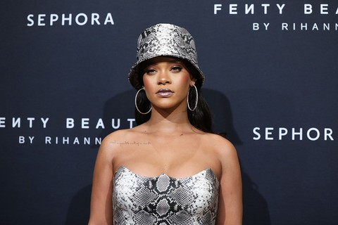 Report: Rihanna Becomes Richest Female Musician With $600 Million Fortune