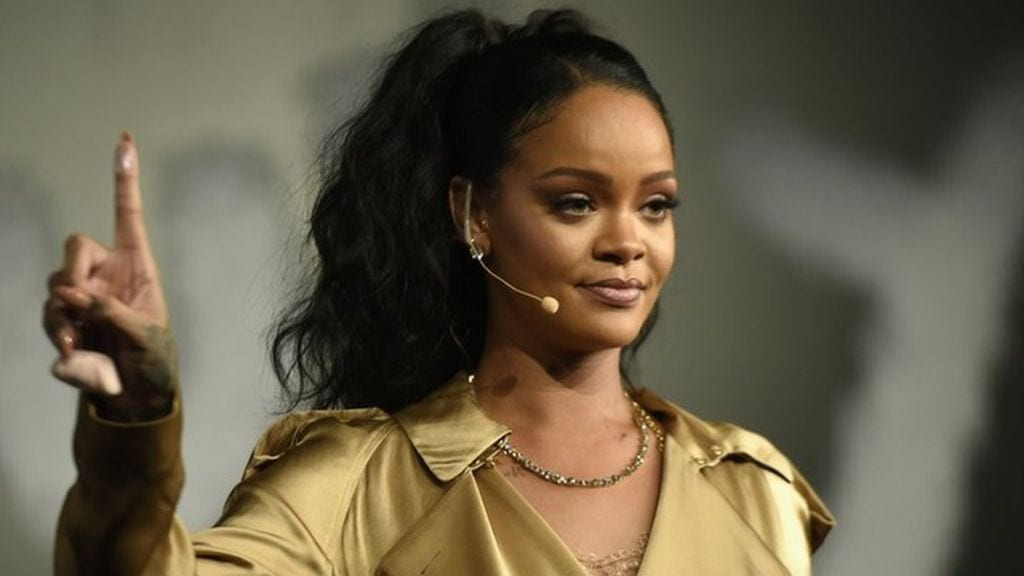 Rihanna's Fenty Maison to Launch NYC Pop Up Shop Next Week