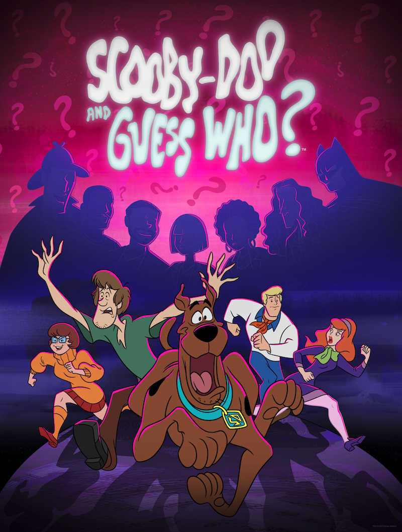 Scooby Doo and Guess Who