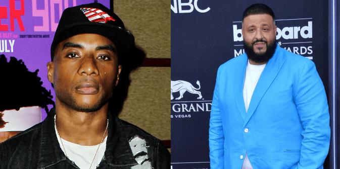Charlamagne Tha God Criticizes DJ Khaled's Billboard Controversy: 'Knock It Off'