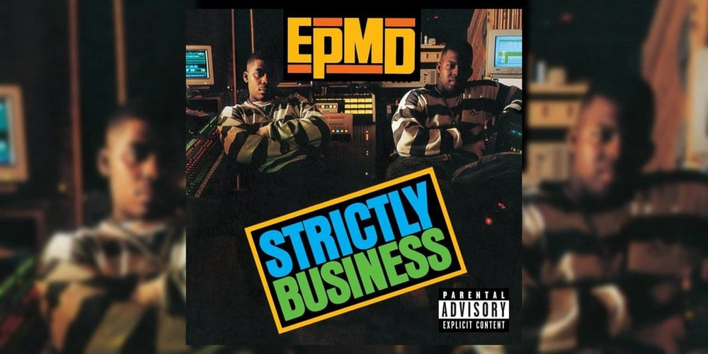 Today in Hip Hop History: EPMD Release Debut Single 'Strictly Business' in 1988