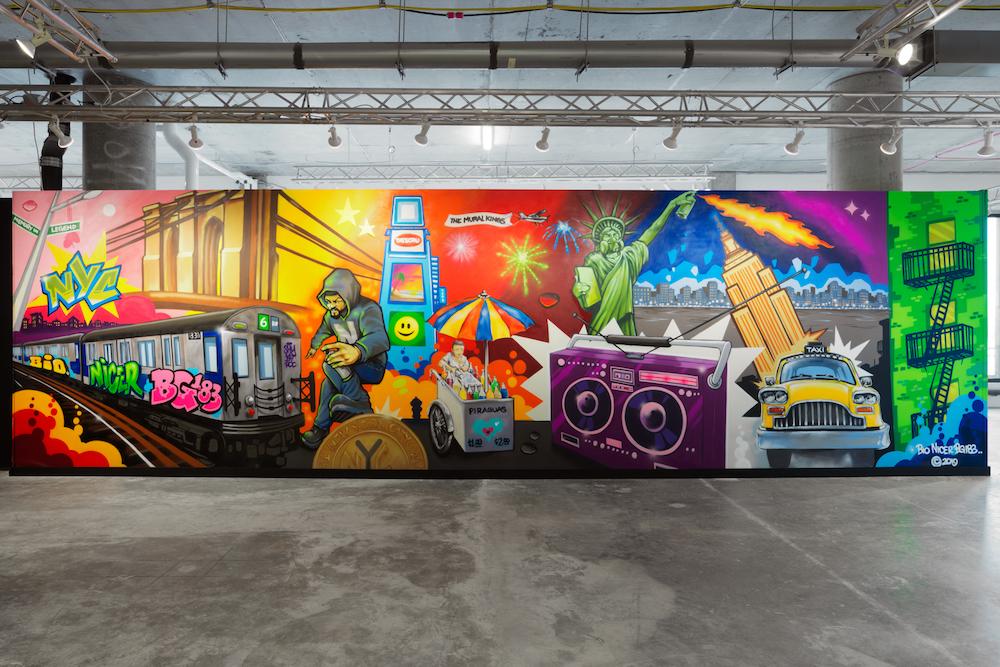 adidas originals beyond the streets nyc exhibition brooklyn