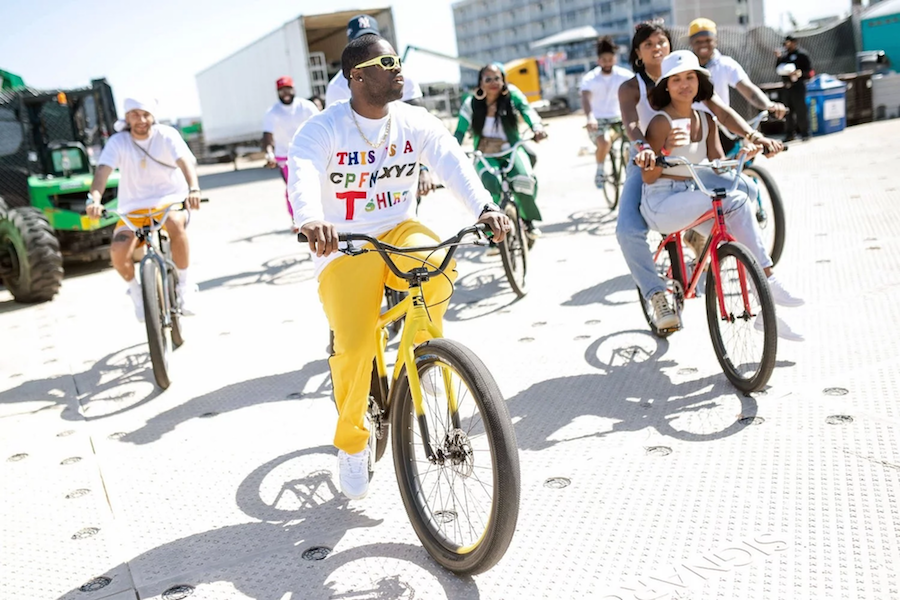 asap ferg redline bikes a collaboration of two true originalsasap ferg redline bikes a collaboration of two true originals