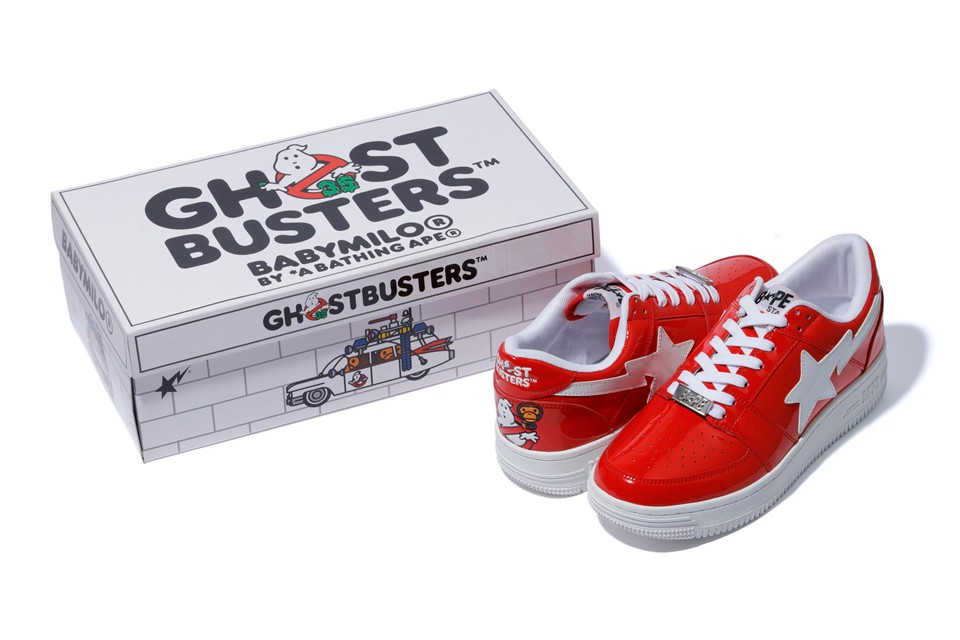 bape ghostbusters th anniversary capsule collection