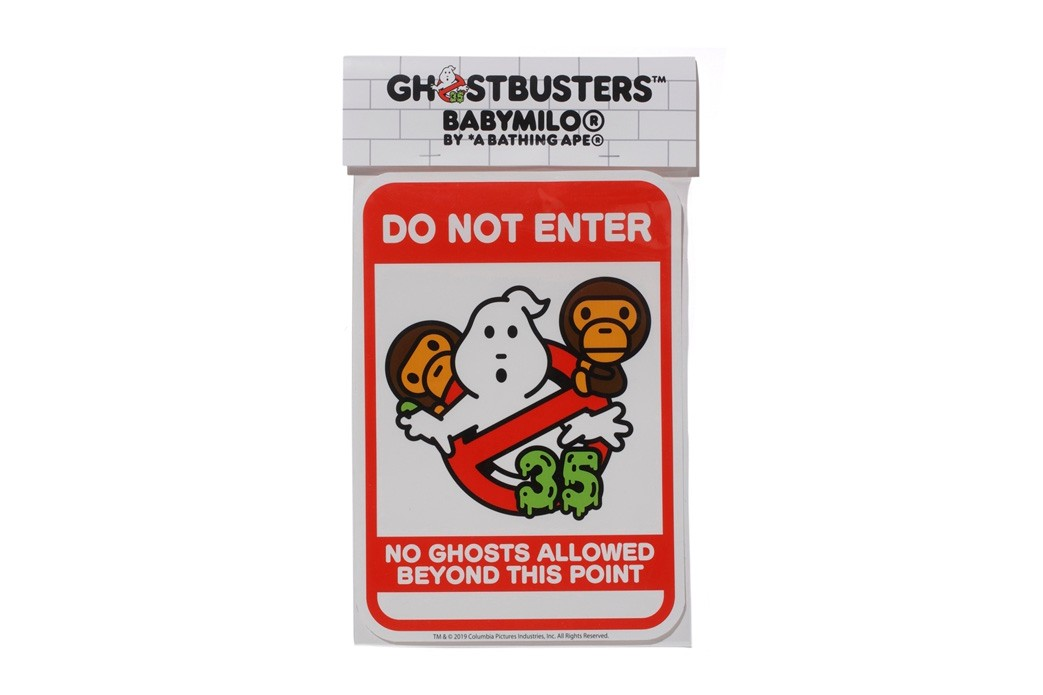 2f6d8da8f The post BAPE x 'Ghostbusters' 35th Anniversary Capsule Collection appeared  first on The Source.