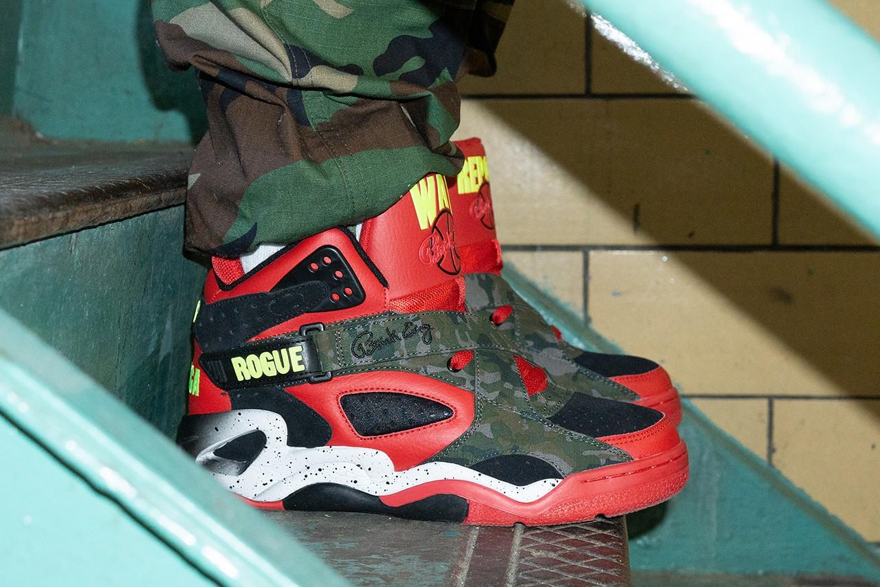 capone n noreaga ewing war report rogue sneaker