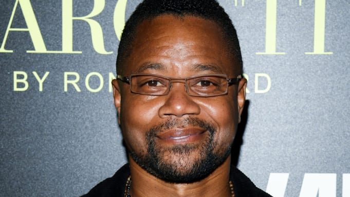 Cuba Gooding Jr Turns Himself In to Police Amid Groping Allegations