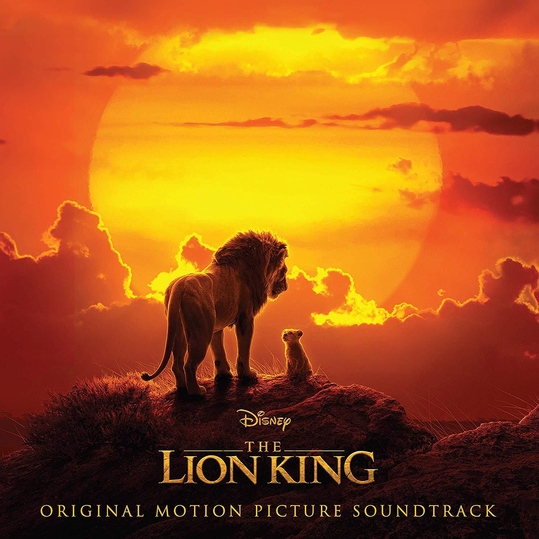 disney reveals the lion king  soundtrack