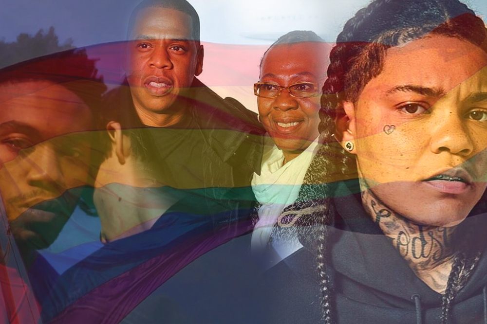 gay hip hop pride rappers changing homophobia stigma in rap