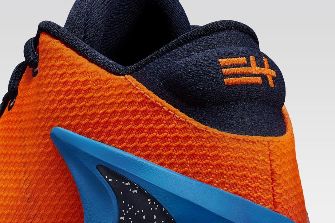 Giannis Antetokounmpo X Nike Zoom Freak 1 Signature Shoe