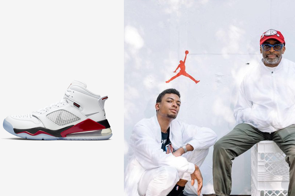 c7c03c7d544 Spike Lee Unveils the New Jordan Mars 270 Designed By His Son