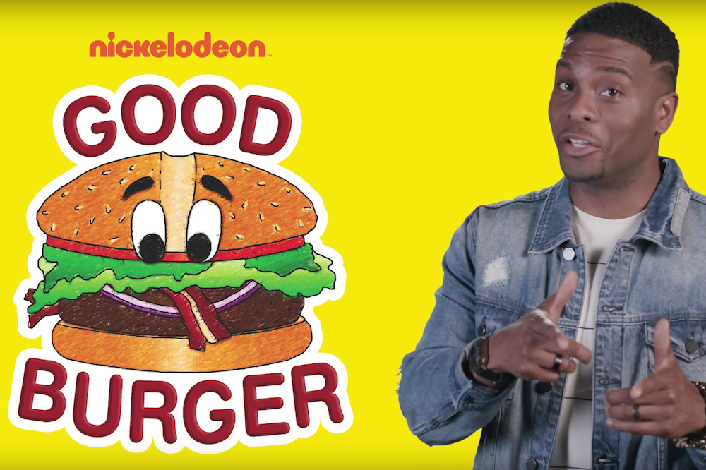 Nickelodeon Celebrates the 'All That' Reboot With a 'Good Burger' Pop-Up