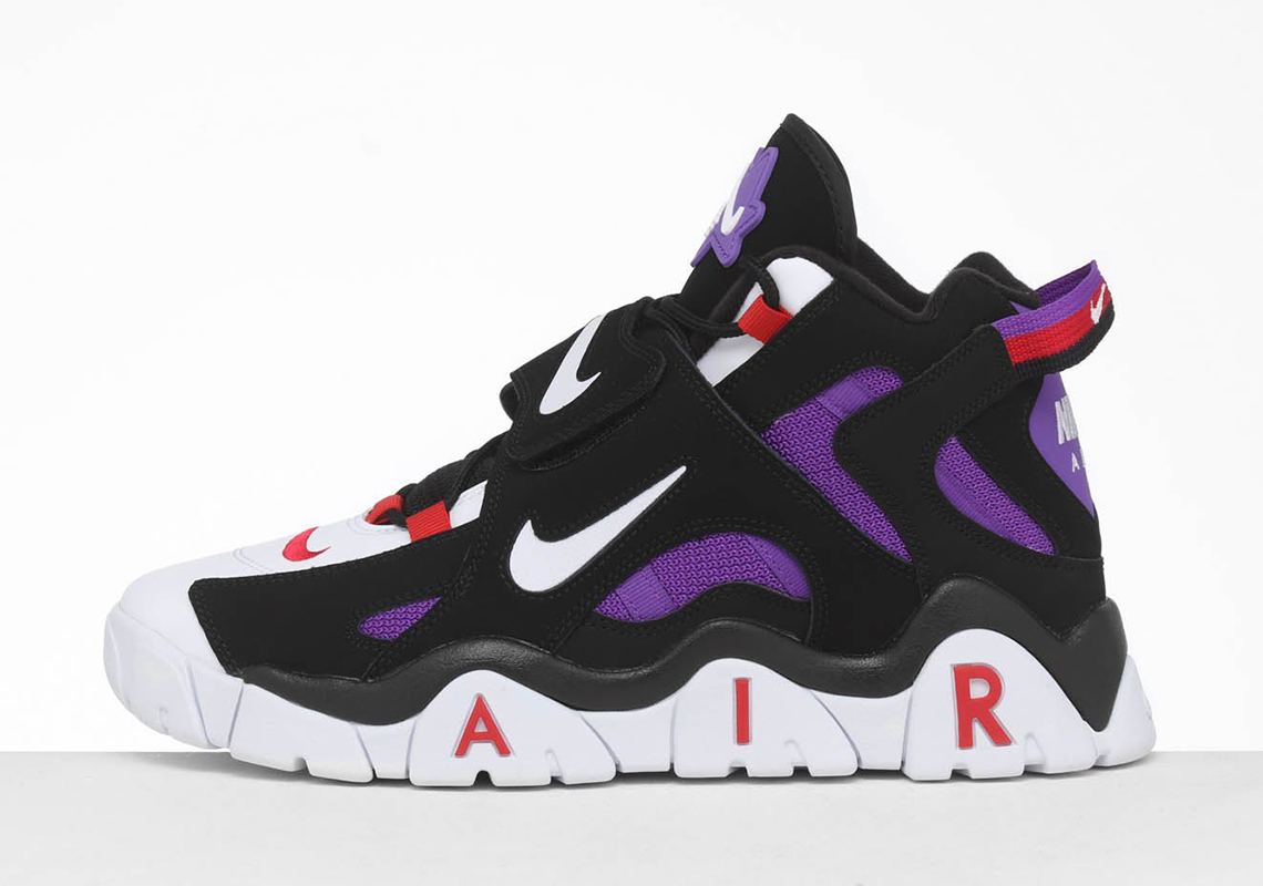 meet 5dbc0 b1019 Back Like Its 1995  Nike Reissues the Air Barrage