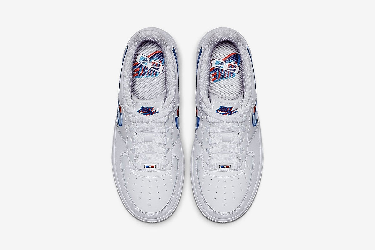 Air The See Adds To 3dNike Classic It Alterations Anaglyphic In OkwXulPiZT